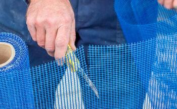 Сетка из стекловолокна - почему ее стоит выбрать